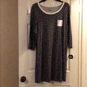 SO Soft Sleep Sense Nightshirt Gown f2aab6001